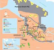 Malacca Strait PSC block