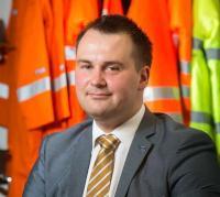 Lee Taylor; UK Business Development Manager; Wenaas International