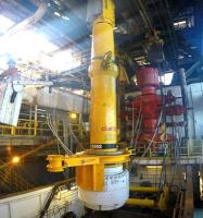 Claxton installs new fully forged drilling riser system in the North Sea