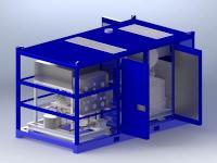 Prior Diesel 3D modelling
