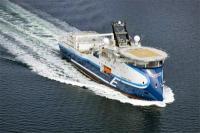 CGGVeritas - Oceanic Vega seismic vessel