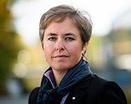 Tove Stuhr Sjøblom; Statoil sub-Saharan Africa senior VP