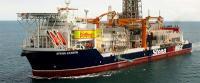 The Stena Carron drillship
