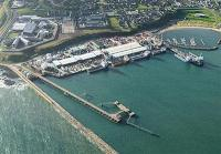 Peterhead offshore supply base; owned and operated by ASCO