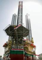 jackup drilling rig Greatdrill Chaaru
