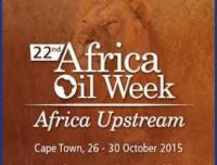 22nd Africa Oil Week/Africa Upstream Conference 2015,