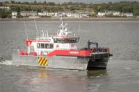 Mainstay Marine's offshore support vessel Porth Nefyn