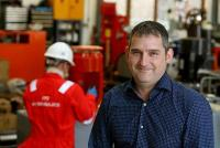Ian Clark, managing director of ITC Hydraulics
