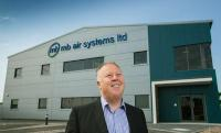 MB Air Systems director Steve Harkin
