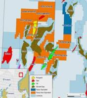Norwegian Sea Cooper exploration well