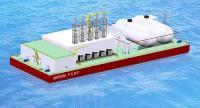 Wison Offshore & Marine - 50MW FSRP barge