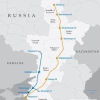 Gazprom - Russia