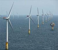 Dudgeon Offshore wind power project