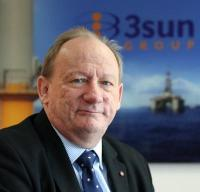 Mr Les Dawson OBE; 3sun Chairman