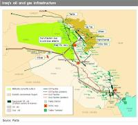 Platts FACTBOX: Iraq crisis