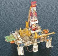 Olinda Star Semi-submersible drilling rig