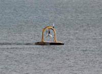 Photo courtesy of ASV. ASV's C-Enduro unmanned surface vehicle