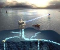 A key aspect of Tampnet's 4G infrastructure service for offshore communication is low latency