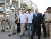 Iraqi PM Haider Al-Abadi visiting WQ2 (Iraqi PM Web Site)