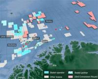 Statoil - Norwegian Continental Shelf