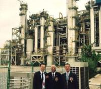 Isononanol (INA) plant for BASF and China Petroleum & Chemical Corporation (Sinopec)