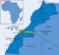 Island Oil & Gas in Zag, Morocco