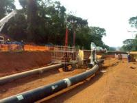 TDW - isolating section of Chad-Cameroon pipeline