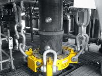 Claxton 300te Tension Ring Maersk Slot Recovery