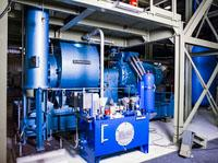 Multiphase Bornemann pump