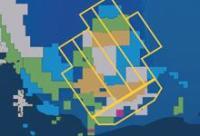 Campeche Survey Map