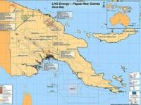 LNG Energy in PNG