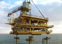 RWE Dea - Breagh Alpha platform