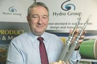 Graham Wilkie; Sales Director at Hydro Group at Subsea Expo