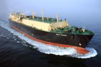 The Asia Vision is one of Chevron's new liquefied natural gas (LNG) carriers