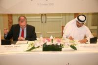 Qatargas and E.ON sign agreement