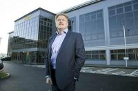 David Lamont outside new Proserv HQ