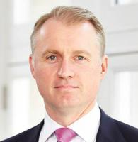 Peter O'Sullivan; Penspen's Chief Executive
