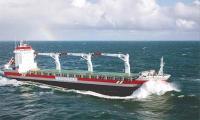 Wagenborg's vessels