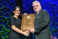 Petrobras receives OTC's highest award