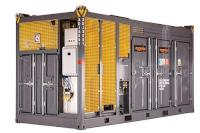 Aggreko - 750-kVA unit is fully ATEX approved