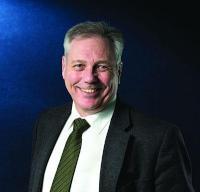Ian Burdis, AGR's UK/Europe/Africa/ME Region EVP
