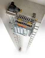 Alimak traction elevator