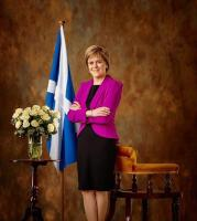 All-Energy - Scotland's First Minister, Nicola Sturgeon