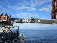 Ampelmann - T-type gangway