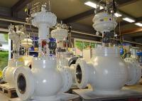 Arca Flow Controls - Anti-surge control valves