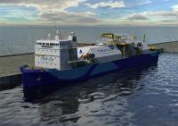 Bernhard Schulte - LNG bunkering vessel