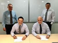 BHGE - Twinza - signing