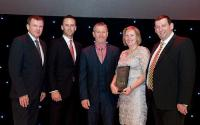 Blaze wins IADC award