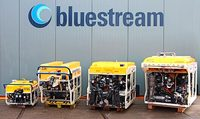 Saab Seaeye - Two Cougar Compacts join Bluestream's fleet