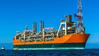 BP Glen Lyon FPSO